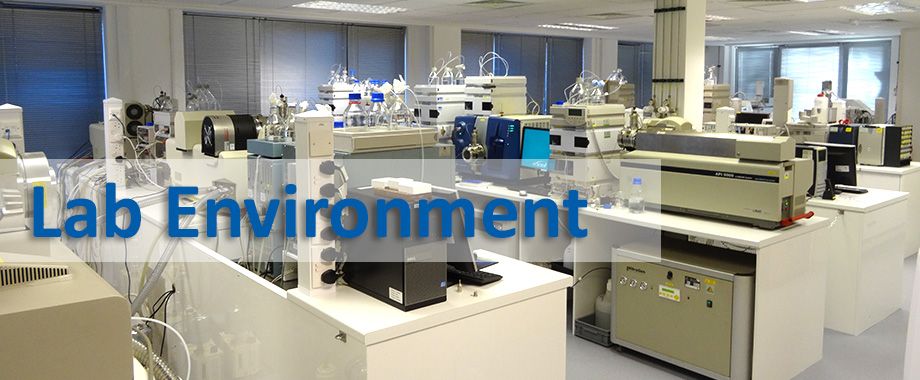 Lab Enviornment at Specialised Gas Installations Limited Logo
